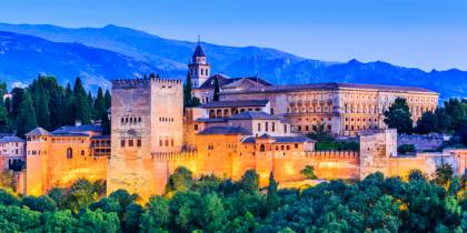 Best places to visit in Spain - menu tab image - On The Go Tours