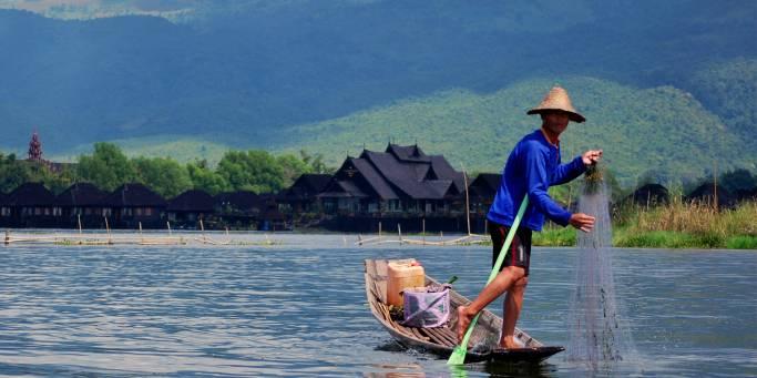 Fisherman | Inle Lake | Burma