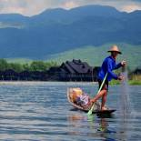Fisherman | Inle Lake | Burma