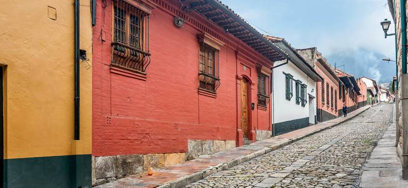 Take in the highlights of Bogota in Colombia on a day tour