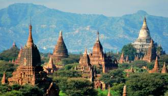 Bagan | Burma | Southeast Asia