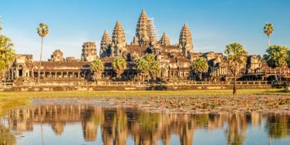 Cambodia - Best time to visit page menu image - On The Go Tours