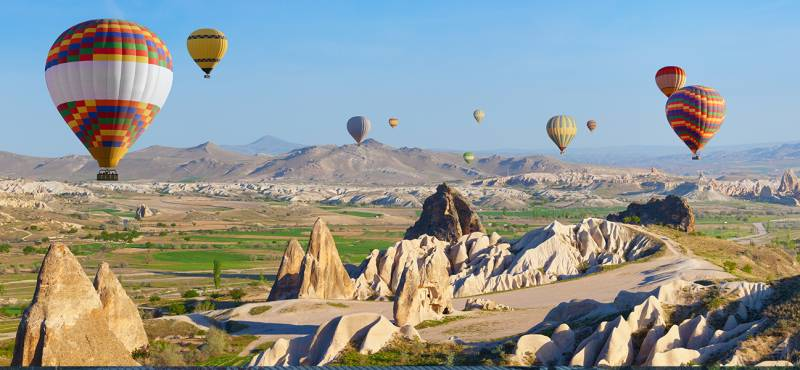 Explore Cappadocia on our range of day tours and activities