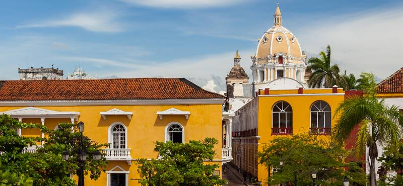 Explore Cartagena in Colombia on our range of day tours and activities