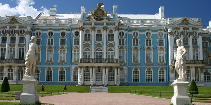 Catherine Palace | St Petersburg | Russia