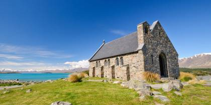 Church of the Good Shepherd - New Zealand - On The Go Tours