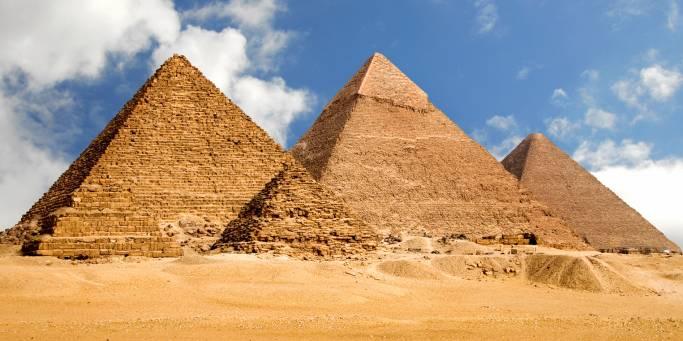 The Pyramids | Giza | Egypt
