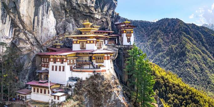 Tiger's Nest Monastery | Bhutan
