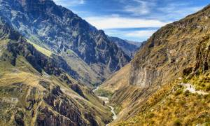 Colca Canyon - Peru Tours - South America Tours - On The Go Tours
