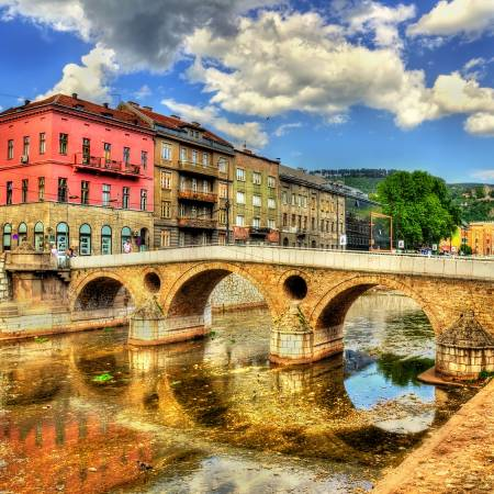 Colourful Sarajevo - Croatia Tours - On The Go Tours