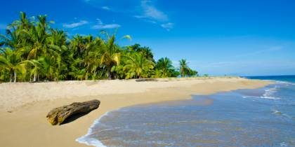 Costa Rica's Best Beaches menu tab image