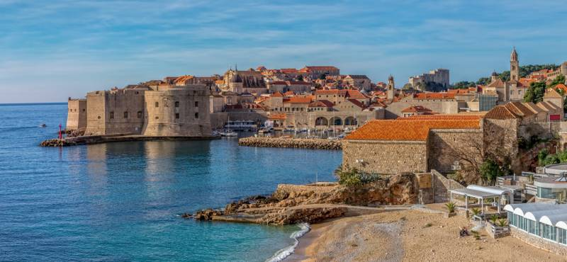 Explore the historic city of Dubrovnik with our range of tours to Croatia