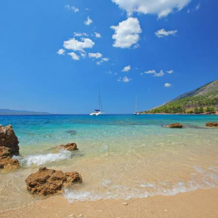 Croatia Brac Beach-Croatia Tours-On The Go Tours
