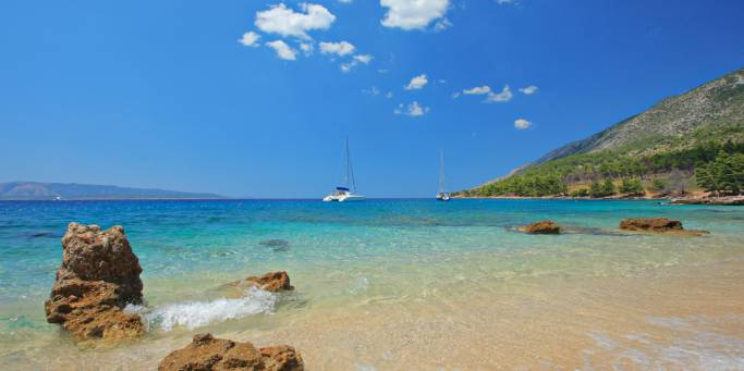 Brac beach | Croatia