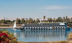 Cruise ship on the Nile - Egypt Tours - On The Go Tours