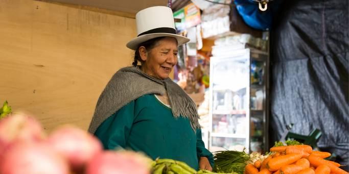 San Pedro Market | Cusco, Peru | South America