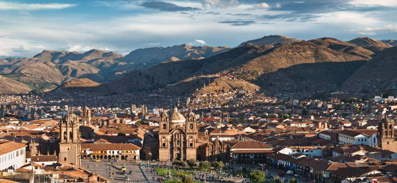 Day tours and activities to Cuzco in Peru