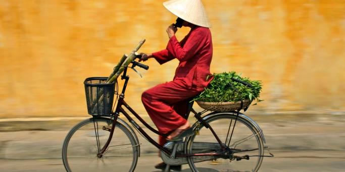 Local cycling | Vietnam | Southeast Asia