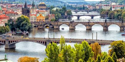 Czech Republic - Prague River - Eastern Europe - On The Go Tours