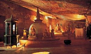 Dambulla Rock Temple - Sri Lanka Tours - On The Go Tours