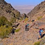 Trekking in Dana Nature Reserve | Jordan