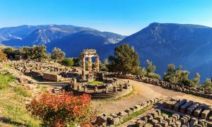 Delphi 2 - Greece Tours - On The Go Tours