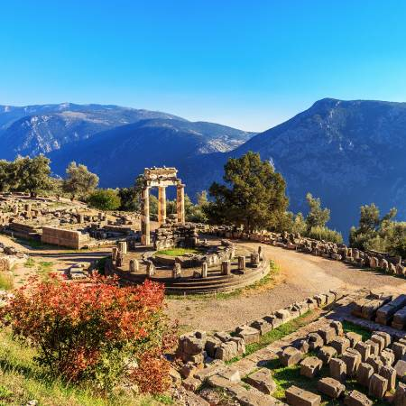 Delphi 2 - Greece Tours - On The Go Tours