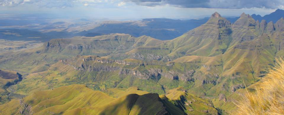Drakensberg Mountains - web ready image