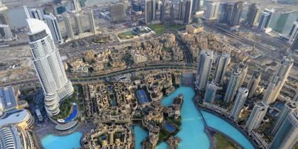 Dubai best places to visit menu image