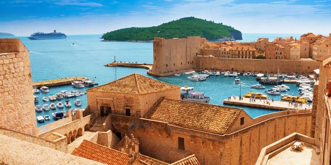 Dubrovnik City Walls | Croatia