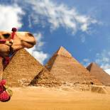 The Pyramids of Giza and a real highlight of our Egypt tours