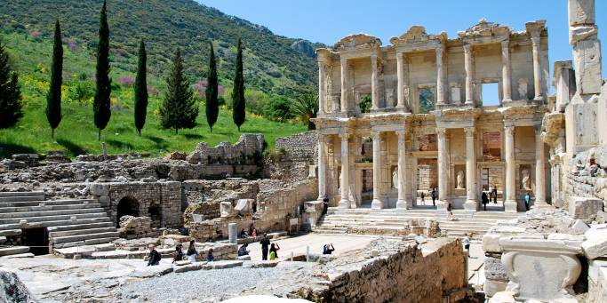 Library of Celsus | Ephesus | Turkey