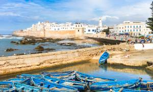 Essaouira Boats - Morocco Tours - On The Go Tours