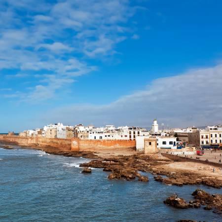 Essaouira coast - Morocco Tours - On The Go Tours