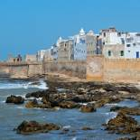 Essaouira's medina is one of Morocco's nine UNESCO World Heritage Sites
