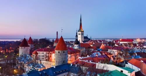 Estonia - Main Country Image - Tallinn