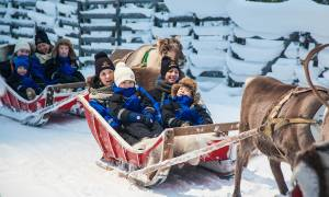Finland Family Adventure - Finland - On The Go Tours