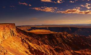 Fish River Canyon - Africa Overland Safaris - On The Go Tours
