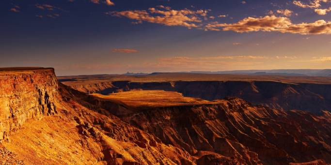 Fish River Canyon | Namibia