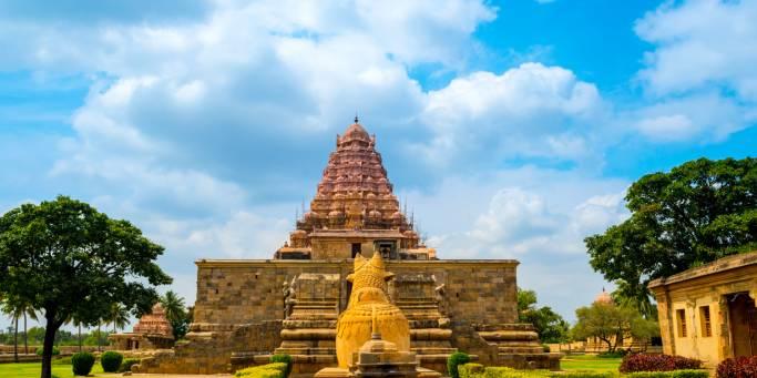 Gangaikonda Cholapuram Temple | India | On The Go Tours