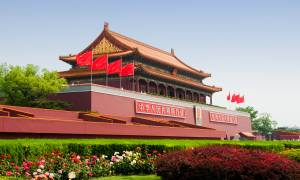 Gate of Heavenly Peace in Beijing - China Tours - On The Go Tours
