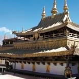 The Jokhang Temple   Lhasa   Tibet