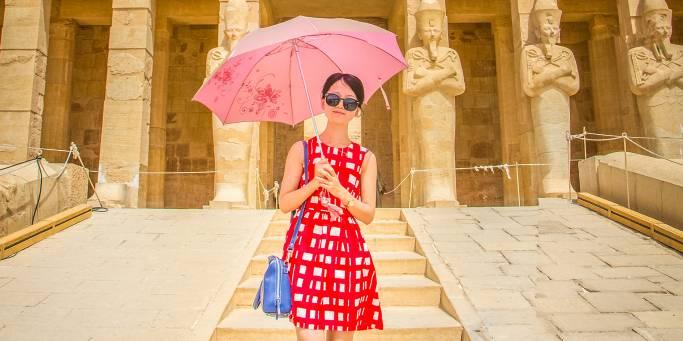 Queen Hatshepsut Temple | Luxor | Egypt