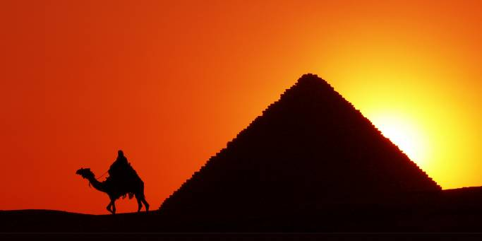 The Pyramids | Giza | Egypt
