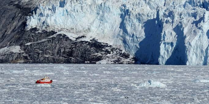 Eqip Sermia Glacier | Greenland