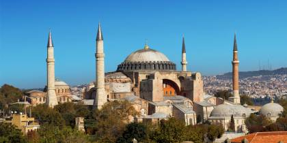 Hagia Sofia - Turkey Tours - On The Go Tours