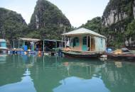 Floating villages in Halong Bay | Vietnam | Southeast Asia