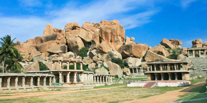 Temples in Hampi | India