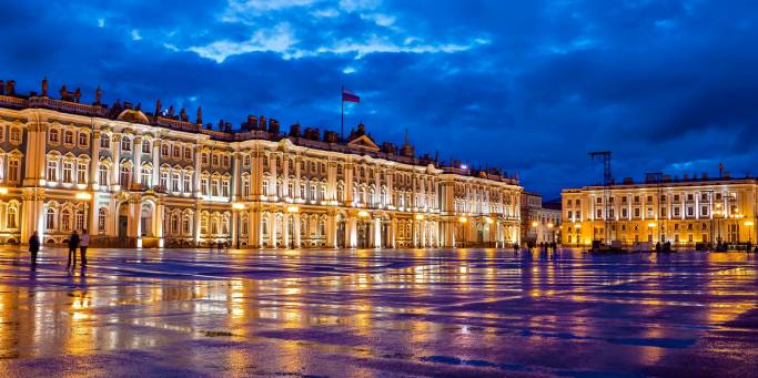 Hermitage Museum | St Petersburg | Russia