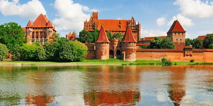 Malbork Castle | Poland | Eastern Europe